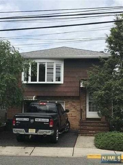 Secaucus Single Family Home For Sale: 260 Front Street