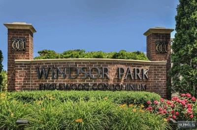 Bergen County Condo/Townhouse For Sale: 3313 Windsor Park Court