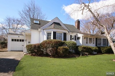 Bergen County Single Family Home For Sale: 15 Ramsey Terrace