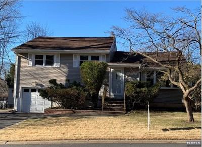 Bergen County Single Family Home For Sale: 507 Elizabeth Street