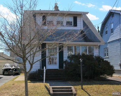 Passaic County Single Family Home For Sale: 77 East 5th Street