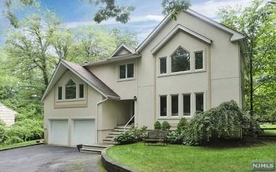 Tenafly Single Family Home For Sale: 31 Stonybrook Road