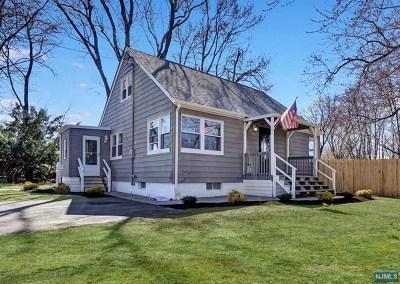 Elmwood Park Single Family Home For Sale: 224 Fencsak Avenue