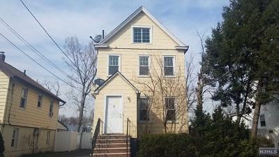 Little Ferry Multi Family 2-4 For Sale: 40 Kaufman Avenue
