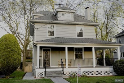 Tenafly Single Family Home For Sale: 18 George Street