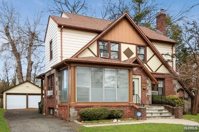 Rutherford Single Family Home For Sale: 132 Hackett Place