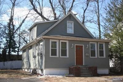 Teaneck Single Family Home For Sale: 64 Bilton Street