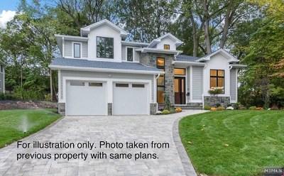 Bergen County Single Family Home For Sale: 20 Cresskill Avenue