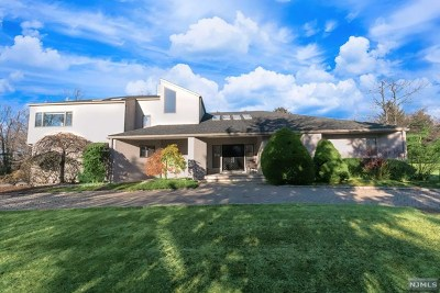 Bergen County Single Family Home For Sale: 47 Glen Goin Drive