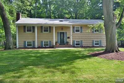 Mahwah Single Family Home For Sale: 10 Birch Road