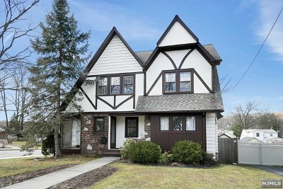 Essex County Single Family Home For Sale: 39 Sheridan Avenue