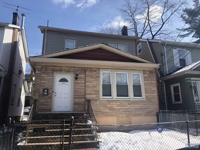 Essex County Single Family Home For Sale: 164-166 South Munn Avenue