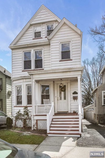 Essex County Single Family Home For Sale: 228 Baldwin Street