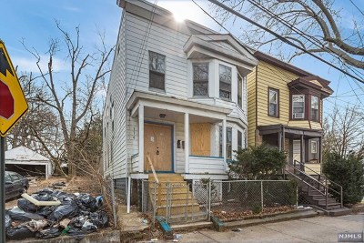 Essex County Multi Family 2-4 For Sale: 176 Linden Avenue