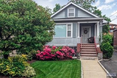 Fort Lee Single Family Home For Sale: 2413 Camner Street