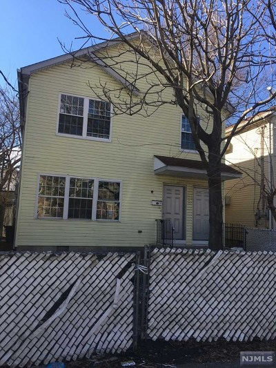 Essex County Multi Family 2-4 For Sale: 495 20th Street