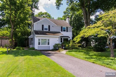 Tenafly Single Family Home For Sale: 28 Windsor Road