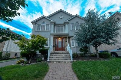 Rutherford Single Family Home For Sale: 374 Washington Avenue