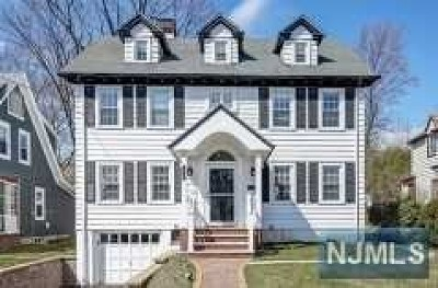 Essex County Single Family Home For Sale: 155 Myrtle Avenue