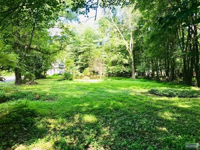 Closter Residential Lots & Land For Sale: 59 West Street