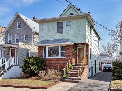 Lyndhurst Single Family Home For Sale: 342 Weart Avenue