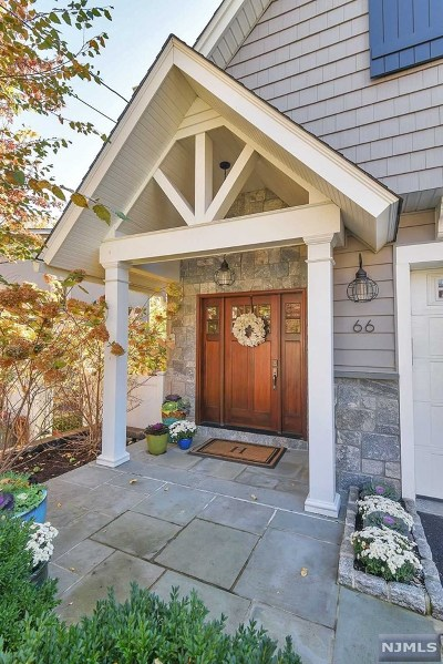 Tenafly Single Family Home For Sale: 66 Norman Place