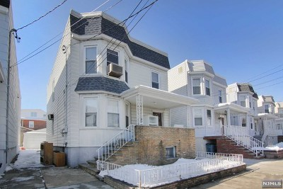 North Bergen Multi Family 2-4 For Sale: 521 81st Street
