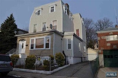 North Bergen Multi Family 2-4 For Sale: 9019 Fulton Avenue