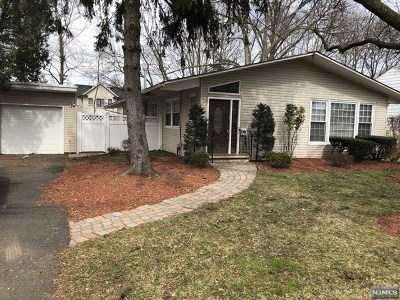 Bergen County Single Family Home For Sale: 43 Walnut Drive