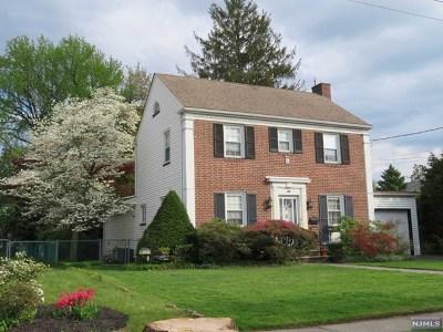 Rochelle Park Single Family Home For Sale: 24 Bennett Avenue