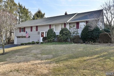 Montvale Single Family Home For Sale: 7 Camron Court