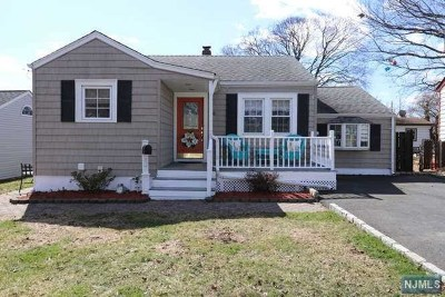 Bergen County Single Family Home For Sale: 66 Avenue F