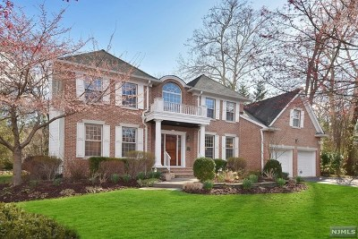 Tenafly Single Family Home For Sale: 23 East Hill Court