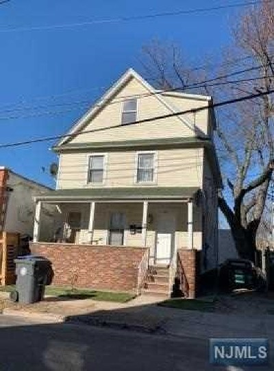 Bergen County Multi Family 2-4 For Sale: 42 William Street