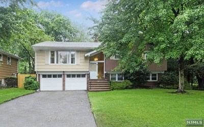 Demarest NJ Single Family Home For Sale: $639,000