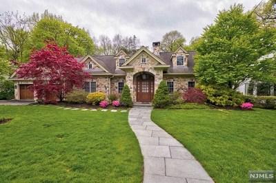Tenafly Single Family Home For Sale: 20 Howard Park Drive