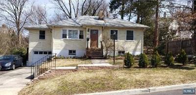 Leonia Single Family Home For Sale: 119 Maple Street