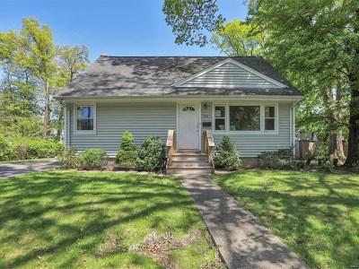 Dumont Single Family Home For Sale: 179 Thompson Street