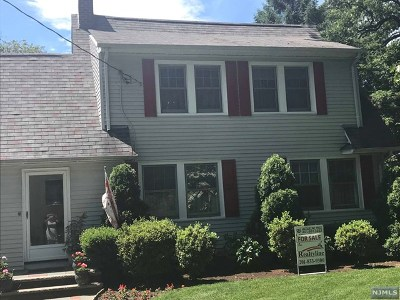 Glen Rock Single Family Home For Sale: 192 Harding Road