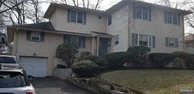Paramus NJ Single Family Home For Sale: $795,000