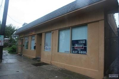 Teaneck Commercial For Sale: 104 Fort Lee Road