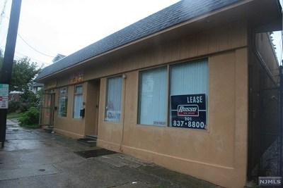 Teaneck Commercial For Sale: 104a Fort Lee Road