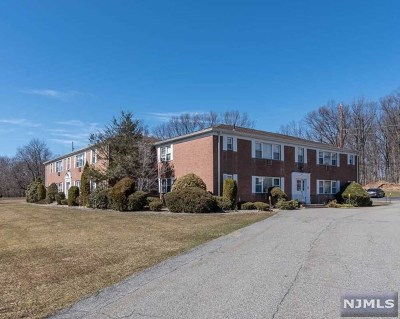 Montvale NJ Condo/Townhouse For Sale: $205,000
