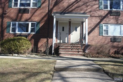 Tenafly Condo/Townhouse For Sale: 76a Franklin Street
