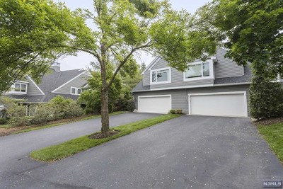 Wyckoff Condo/Townhouse For Sale: 133 Brewster Road