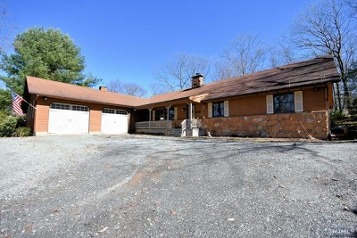 West Milford Single Family Home For Sale: 638 Macopin Road