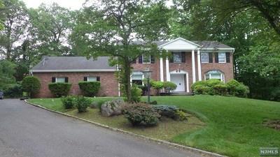 Alpine NJ Single Family Home For Sale: $1,485,000
