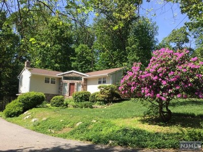 Upper Saddle River Single Family Home For Sale: 44 Ware Road