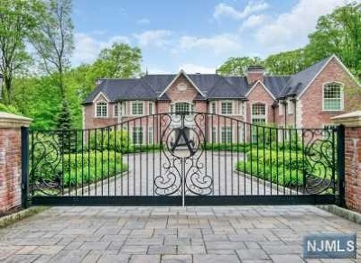 Bergen County, Essex County, Hudson County, Morris County, Passaic County Single Family Home For Sale: 51 Fox Hedge Road
