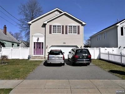 Elmwood Park Single Family Home For Sale: 15 Falmouth Avenue